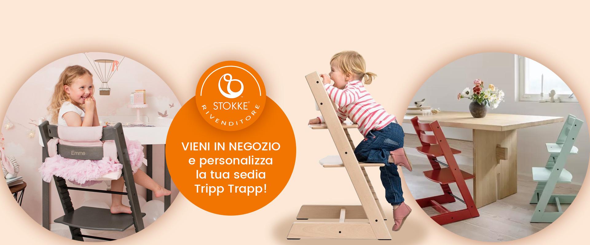 Slide sedia Tripp Trapp 2
